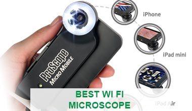 best wifi microscope
