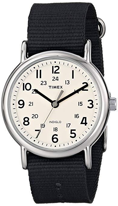 Timex Unisex Weekender Analog Quartz Watch